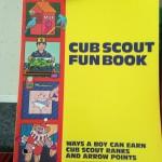 Cub Scout Fun Book